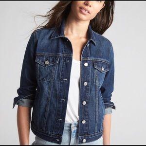 Like New GAP Icon Denim Jacket